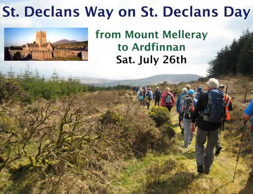 St. Declan's Day Walk